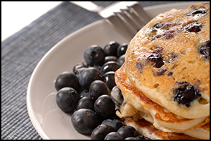 pancakes-blueberry