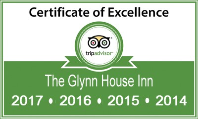 "Guest Comments: ""Glynn House Inn"""